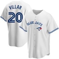 Jonathan Villar Toronto Blue Jays Youth Replica Home Jersey - White