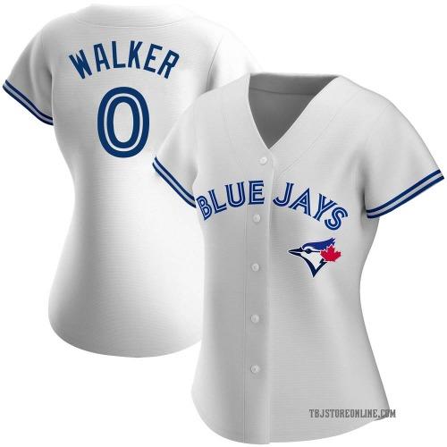 Taijuan Walker Toronto Blue Jays Women's Authentic Home Jersey - White